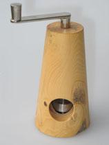 Muskatmühle aus Buchsbaum