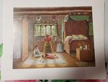 Pack 7 láminas madre e hijos - mujer  300 x 240 mm