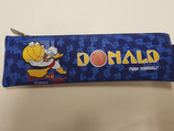 Portatodo escolar pequeño azul Donald Disney