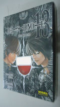 MANGA DEATH NOTE VOL 13