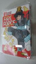 MANGA FIRE FORCE VOL 1