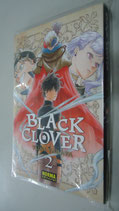 MANGA BLACK CLOVER ESP VOL 2