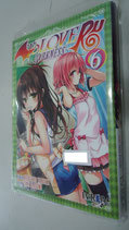 MANGA TO LOVE RU DARKNESS ESP VOL 6