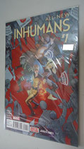 COMIC ALL NEW INHUMANS