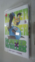 MANGA HUNTER X HUNTER VOL 3