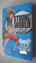 MANGA STRONG WORLD ONE PIECE VOL 1