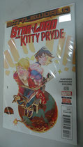 COMIC SECRET WARS - STAR LORD AND KITTY PRYDE