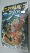 COMIC STARBRAND AND NIGHTMASK #1