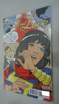 COMIC SECRET WARS - SECRET LOVE #1