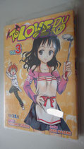 MANGA TO LOVE RU ESP VOL 3