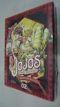 MANGA JOJOS PHANTOM BLOOD PARTE 1 VOL 2