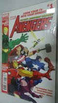 COMIC AVENGERS EARTHS MIGHTIEST HEROES #1