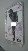 MANGA I AM A HERO VOL 4