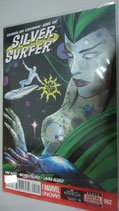 COMIC SILVER SURFER #2