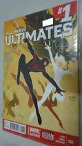COMIC ALL NEW ULTIMATES #1