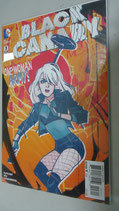 COMIC BLACK CANARY