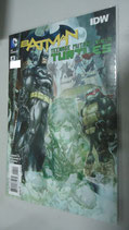 COMIC BATMAN TEENAGE MUTANT NINJA TURTLES #4