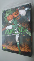 MANGA AKAME GA KILL VOL 8