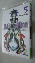 MANGA D.GRAY-MAN VOL 5