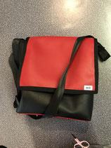 DAS Manne Bag  mb rot/schwarz