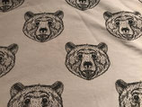 Sarouels ours fond gris