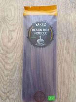 Nouilles Riz noir 220g Yakso Bio