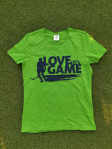 Love the Game - Shirt