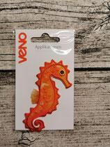 Applikation Seepferd orange