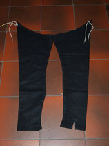 Beinlinge Wolle schwarz (GDFB-CL019)