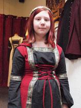 Mittelalter-Kleid für junge Damen