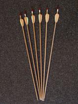 """26"""" Kinder-Pfeile für traditionelles Bogenschiessen, einfach"""