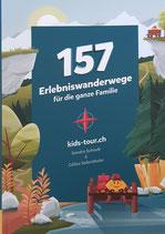 """Wanderbuch """"157 Erlebnis."""""""