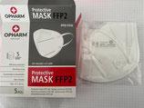 MADE in EU OPHARM Medical Gear je nach Verfügbarkeit FFP2 - Maske - !!!solange der Vorrat reicht!!! aus hygienischen Gründen vom Umtausch ausgeschlossen