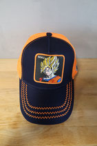 Goku SSJ Pet Blauw Oranje