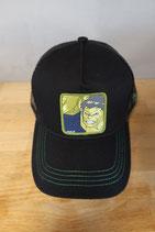 Hulk Pet Zwart Groen
