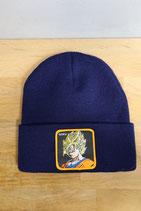 Goku Muts Donkerblauw