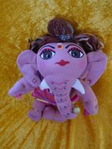 Ganesha (48 dunkelrosa)