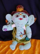 Ganesha (32 türkisblau)