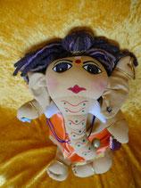 Ganesha (11 gelb)