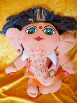 Ganesha (21 hellorange)
