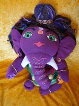 Ganesha (05 violette)