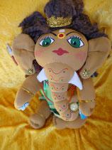 Ganesha (17 hellbraun)