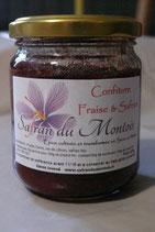 Confiture Fraise & Safran