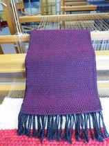 Schal aus Merino Wolle