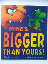 Mine's Bigger than Yours!
