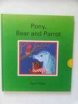 Pony, Bear and Parrot - ein deutscher Kinderbuchklassiker auf Englisch