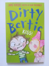 Dirty Bertie: Kiss!