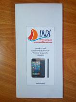 Protector de pantalla  Iphone 5 C/G/S de cristal templado