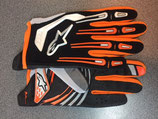Alpinestars Dual Gloves Orange