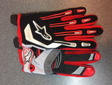 Alpinestars Dual Gloves Red